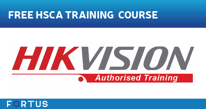 EZCCTV HikVision Authorised Training