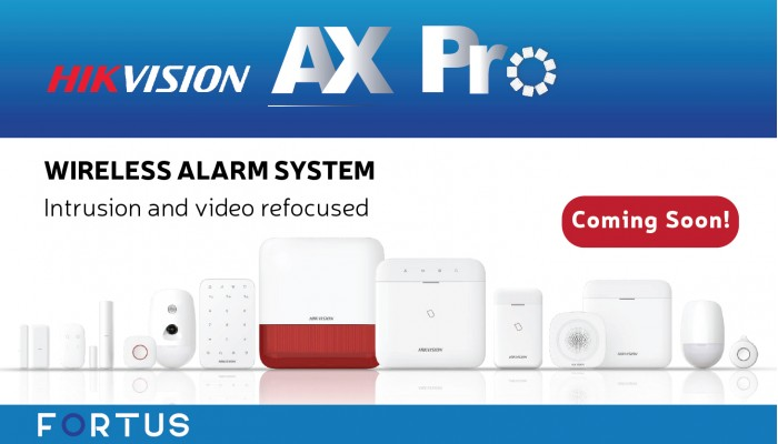 Hikvision Ax Pro Intruder Range